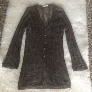 Chanel Women's Knitted Cardigan size OS